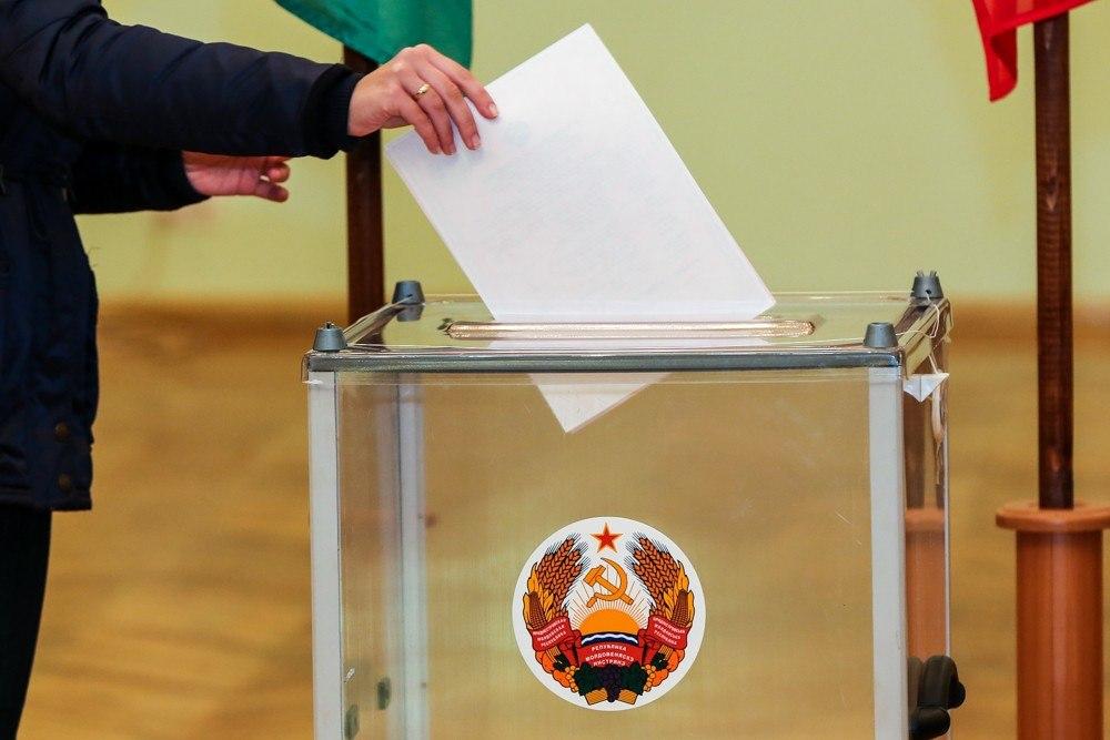 ВПриднестровье начались выборы руководителя республики