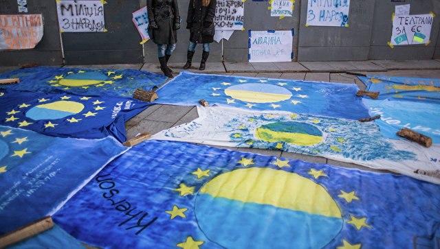Руководитель Европарламента: ассоциация Украины с европейским союзом - это нерасширение