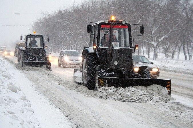 Неменее 70 населенных пунктов Украинского государства остались без света из-за непогоды
