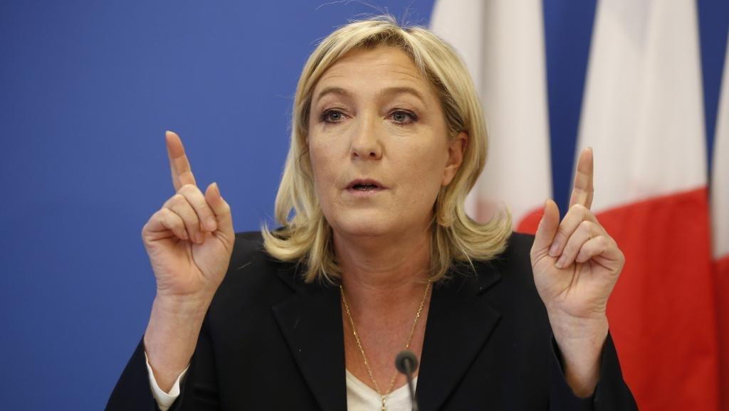 ЛеПен обещает выдворить всех осужденных иностранцев— Выборы воФранции