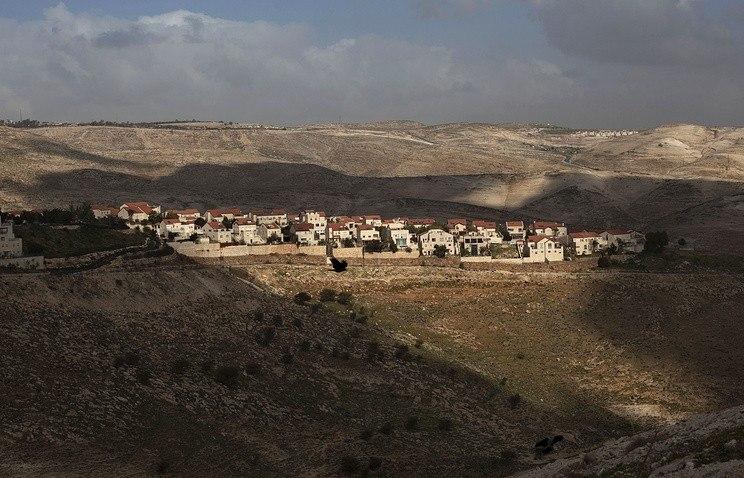 Израиль легализовал поселения напалестинских территориях