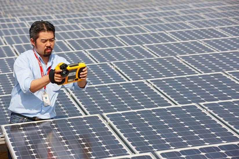 Порезультатам 2016г КНР вновь стал лидером попроизводству солнечной энергии
