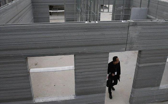 Технологии 3D: вСаудовской Аравии напечатают 30 млн квадратных метров жилья