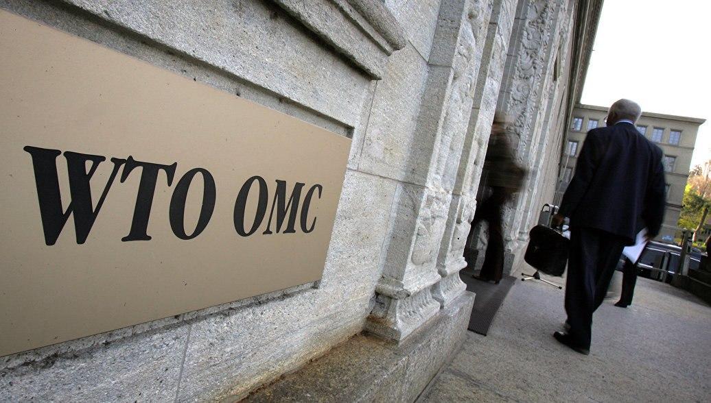 Москва подала иск вВТО против Украины— Максим Орешкин