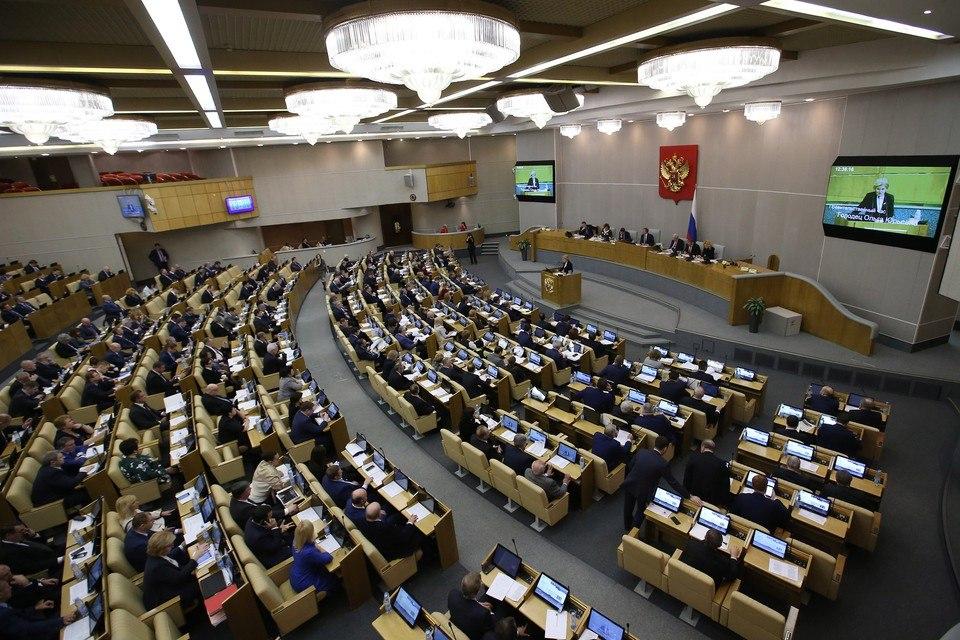 Как вСССР: в государственной думе единогласно поддержали закон Яровой