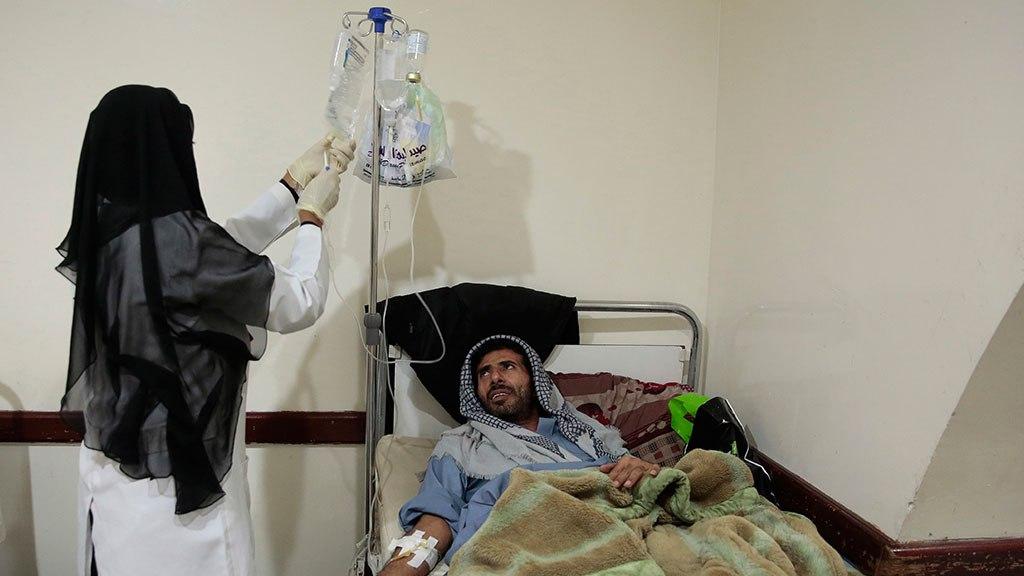 Власти Йемена ввели вСане режимЧС из-за вспышки холеры