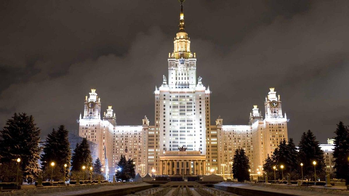 МГУ вошел втоп-100 наилучших университетов Европы