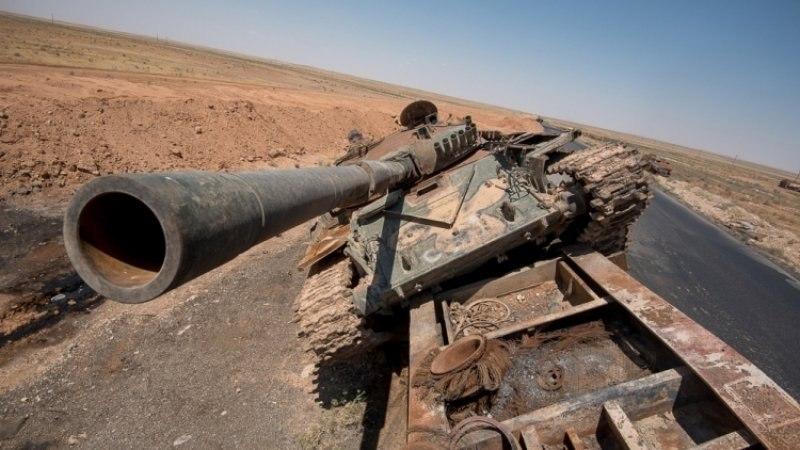 ВСирии проинформировали обобстреле правительственных войск состороны Израиля