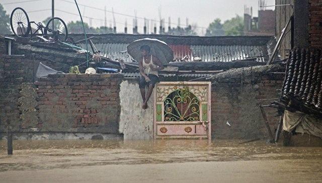 Непал: жертвами оползней инаводнений стали десятки человек