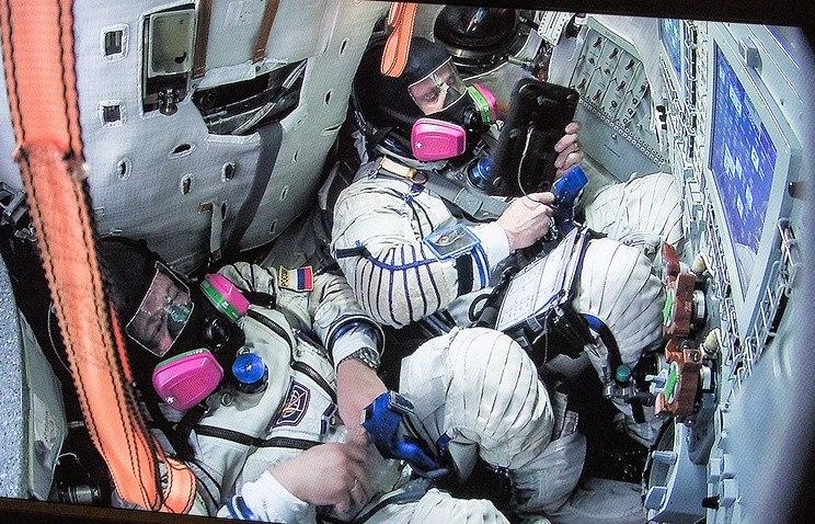 Космический полёт действует наорганизм как непонятная болезнь— Ученые