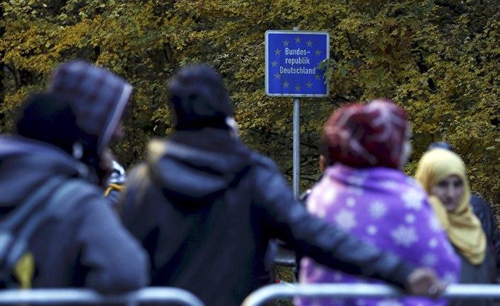 Германия продлила контроль на собственных границах