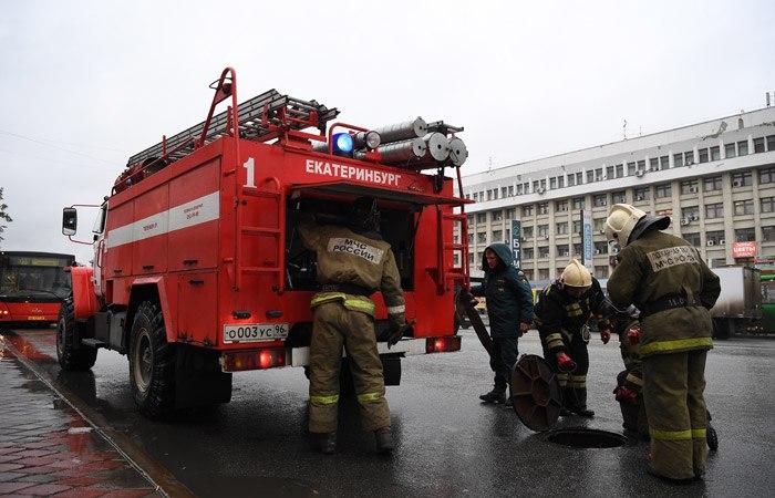 Свыше 500 000 человек эвакуировали замесяц из-за «минирований» в РФ