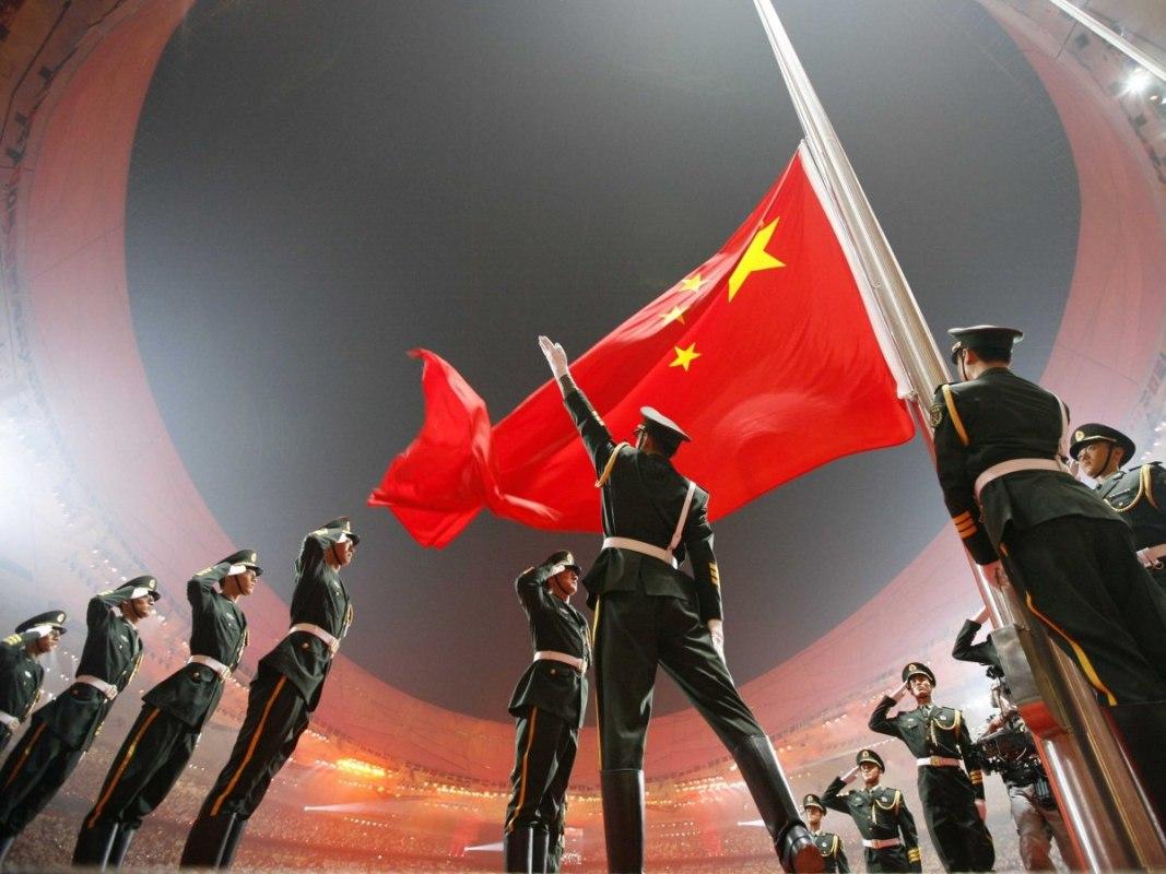 ВКитайской республике  будут сажать занеуважение кгимну