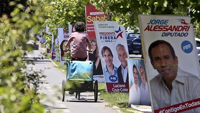 Экс-лидер Чили одержал победу президентские выборы вгосударстве