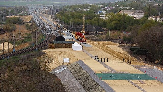 РЖД доконца года пустит все поезда вобход государства Украины