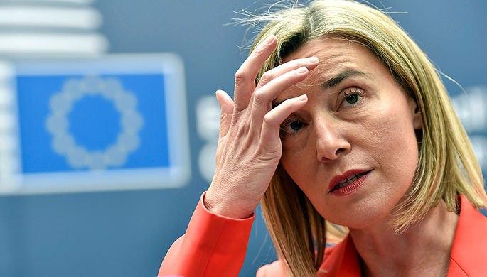 Могерини сообщила овозможности введения новых санкций против Сирии состороныЕС