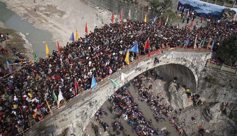 Число граждан Китая недалеко к1,4 млрд