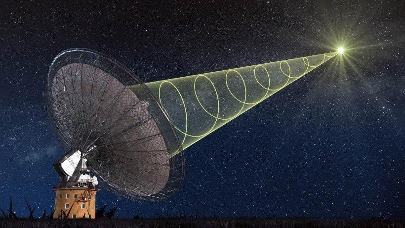 Ученые отправили радиосигнал всторону ближайшей кЗемле экзопланеты