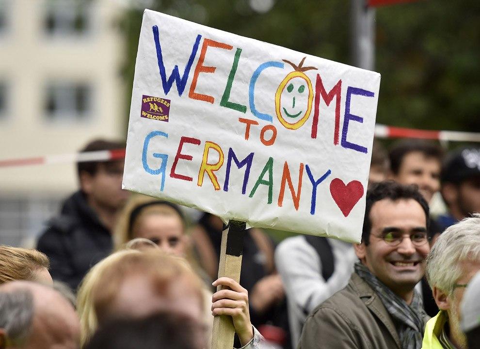 ВГермании ожидают сокращения притока мигрантов