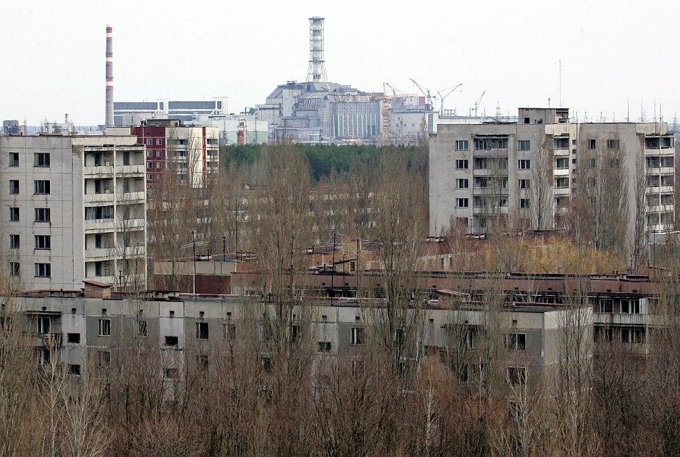 Вчернобыльской зоне отчуждения задержали троих туристов
