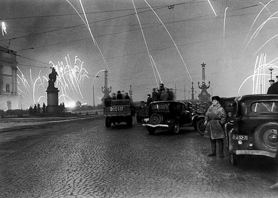 ВЯрославле состоялся митинг, посвященный годовщине полного освобождения Ленинграда отфашистской блокады