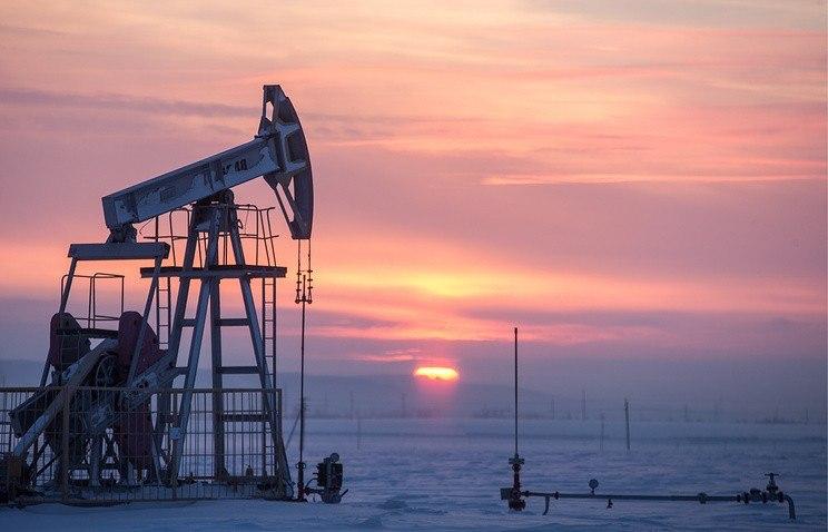 В Российской Федерации снизилась добыча нефти вначале зимы 2017г