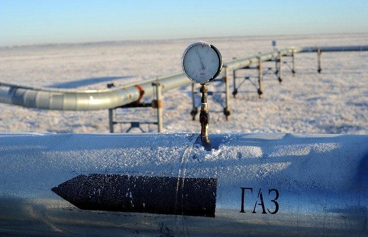 Газпром поставляет Европе 40% потребляемого газа