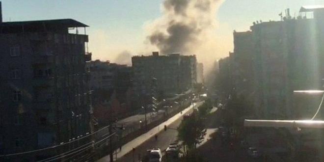 Один человек умер при обстреле турецкого города награнице сСирией