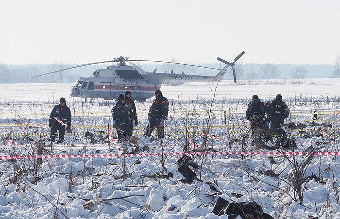 Пилоты разбившегося под Москвой Ан-148 перед аварией поругались