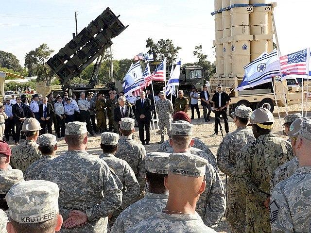 Израиль иСША проведут масштабные учения