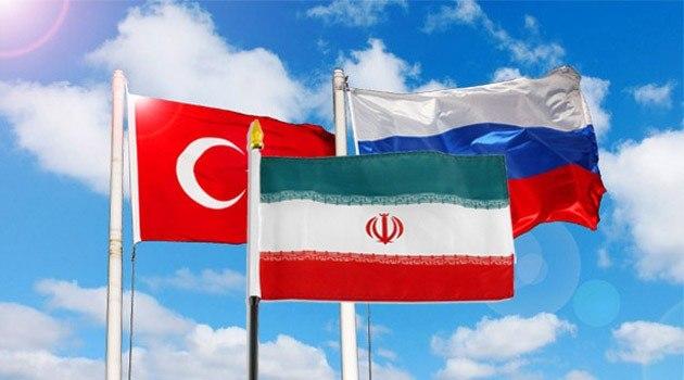 Саммит РФ, Турции иИрана поСирии пройдет вСтамбуле 4апреля