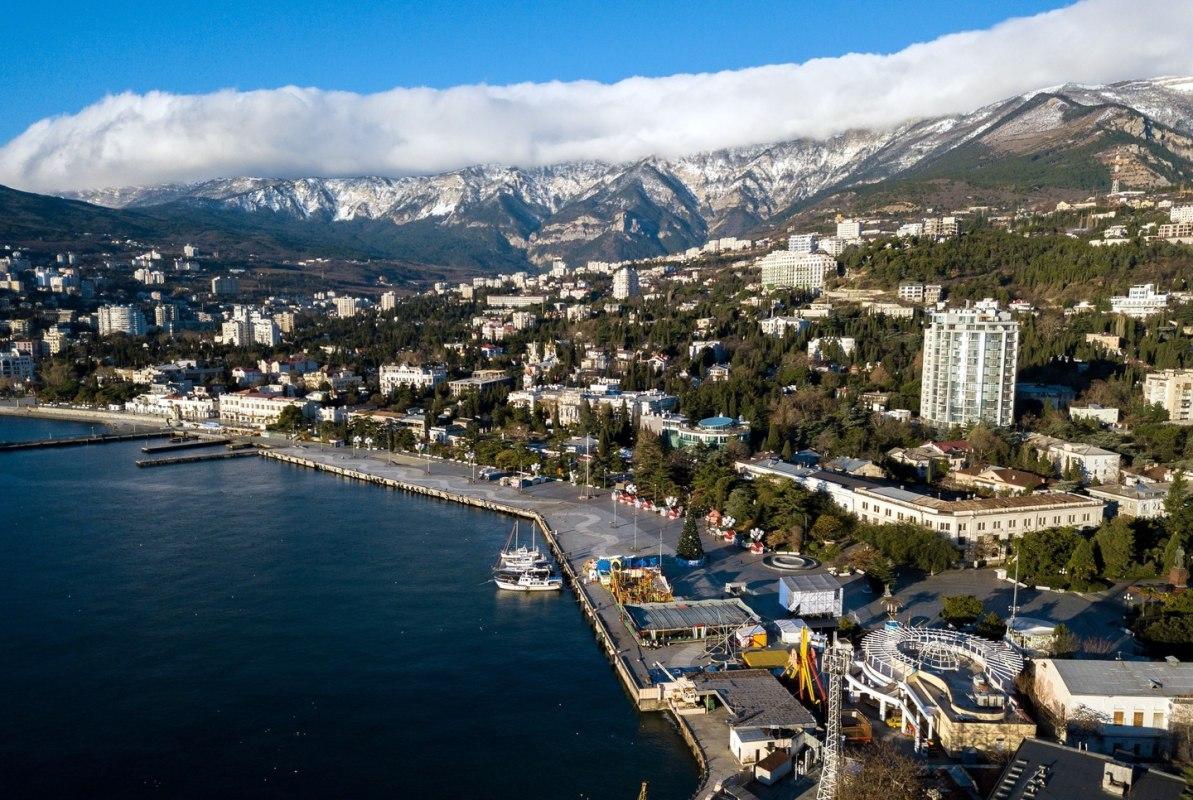 Крым готов ктуристическому сезону
