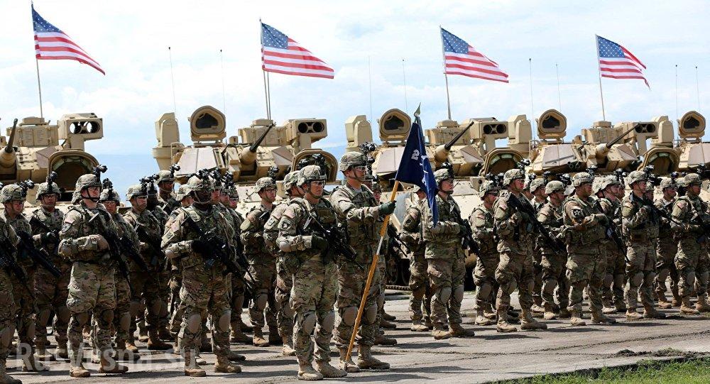 Белый дом: Цель миссии США вСирии не поменялась
