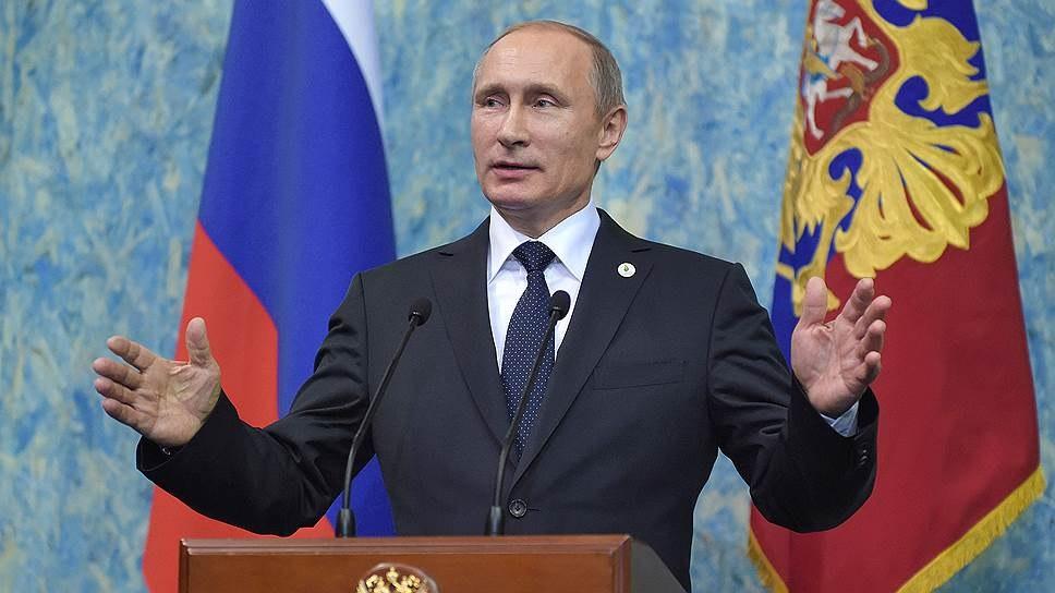 Невзирая на положительные тенденции, сохраняются системные проблемы— Путин