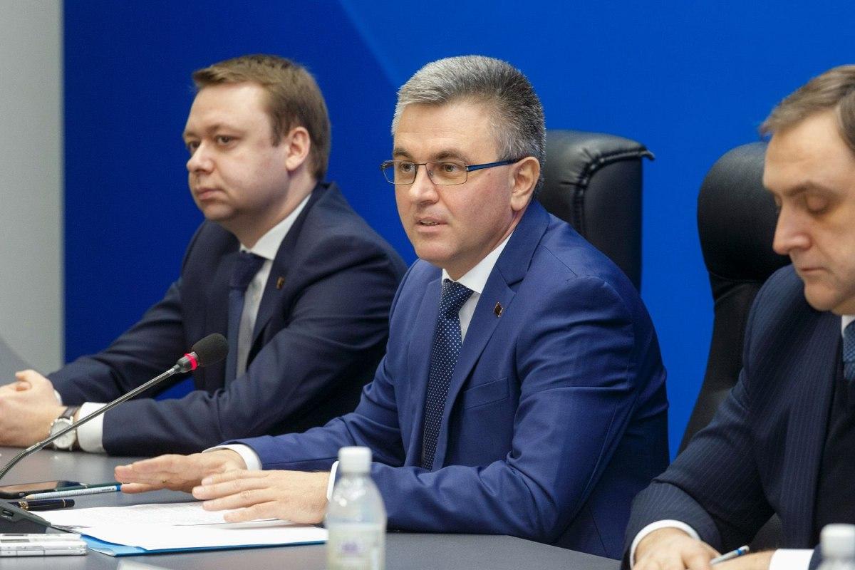 Посол РФ и руководитель Приднестровья обсудили работу избирательных участков— Выборы