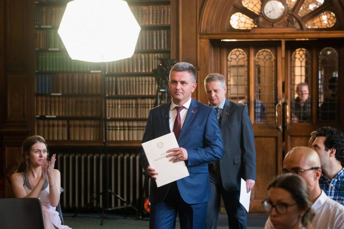 Молдова иВеликобритания поругались из-за Приднестровья