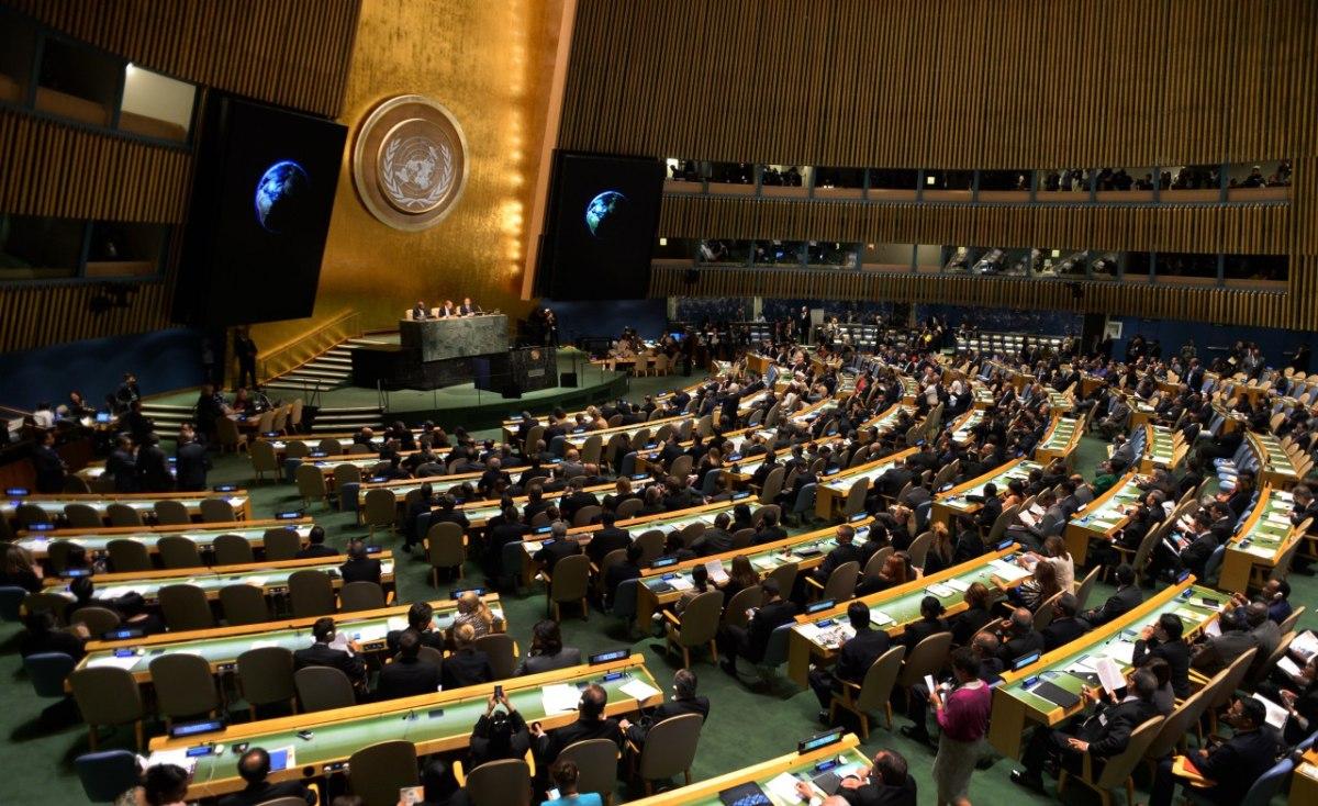 Вмеждународной Организации Объединенных Наций призвали страны кперемирию навремя зимней Олимпиады