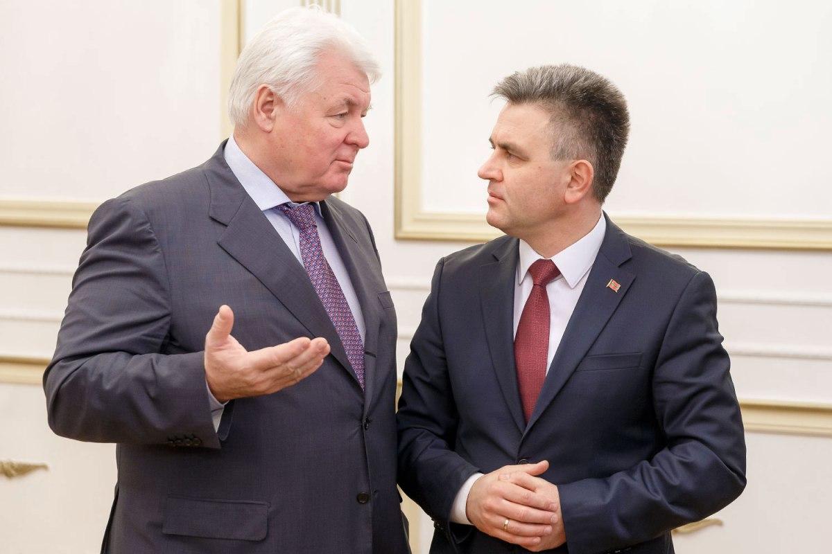 «Газпром» небудет менять схему поставок газа вПриднестровье