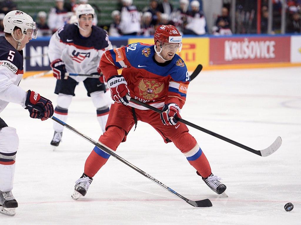 Канадские хоккеисты обыграли США и вышли в финал ЧМ
