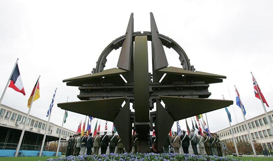 Новый штаб НАТО открылся вВосточной Европе
