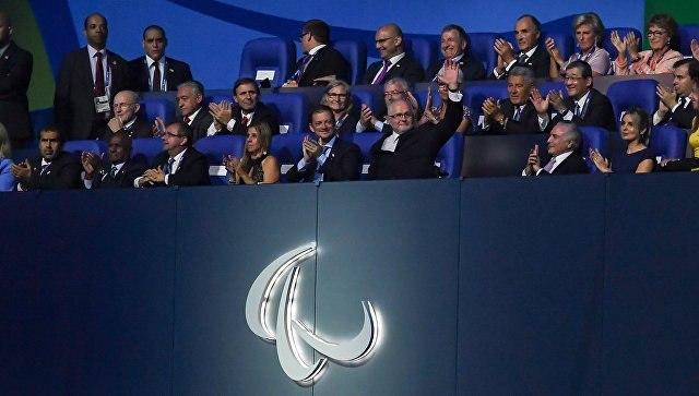 Президент интернационального Паралимпийского комитета: «Русские должны обосновать, что они чистая нация»