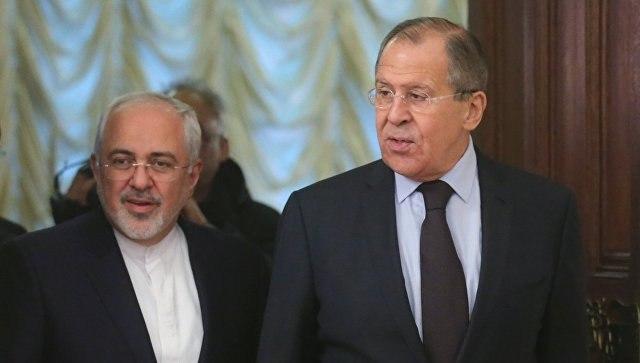 Могерини обсудила сглавой МИД Ирана ситуацию вСирии