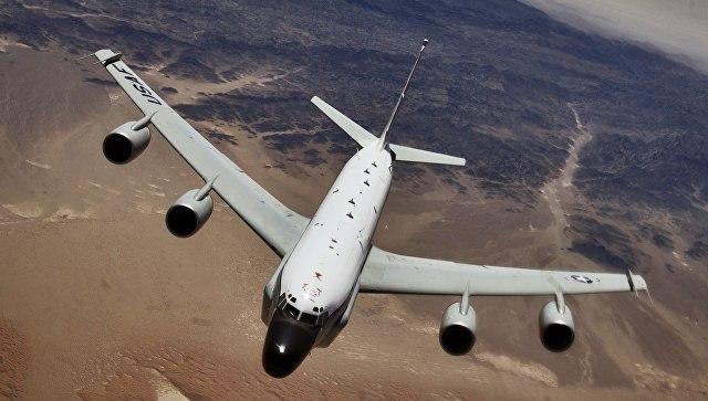 Сверхсекретная миссия: британский самолёт-разведчик отследили через приложение уграниц Российской Федерации (КАРТА)