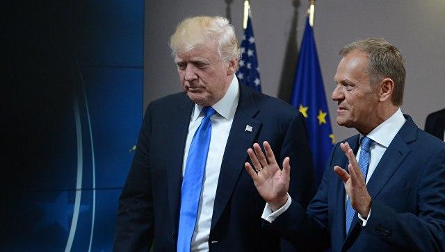 Трамп назвал Германию очень плохой из-за еехороших авто