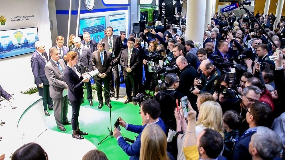 Приднестровские таможенники приняли участие в открытии  Фото пресс служба ГТК ПМР