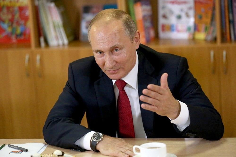 ВМИД поставили В.Путина наместо по«закрытому» вопросу Крыма