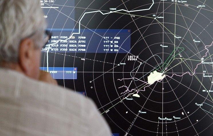 Самолет Минобороны, направлявшийся вСирию, потерпел крушение над темным морем