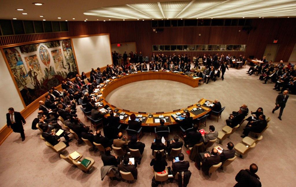 КСША перешло председательство вСовбезе ООН