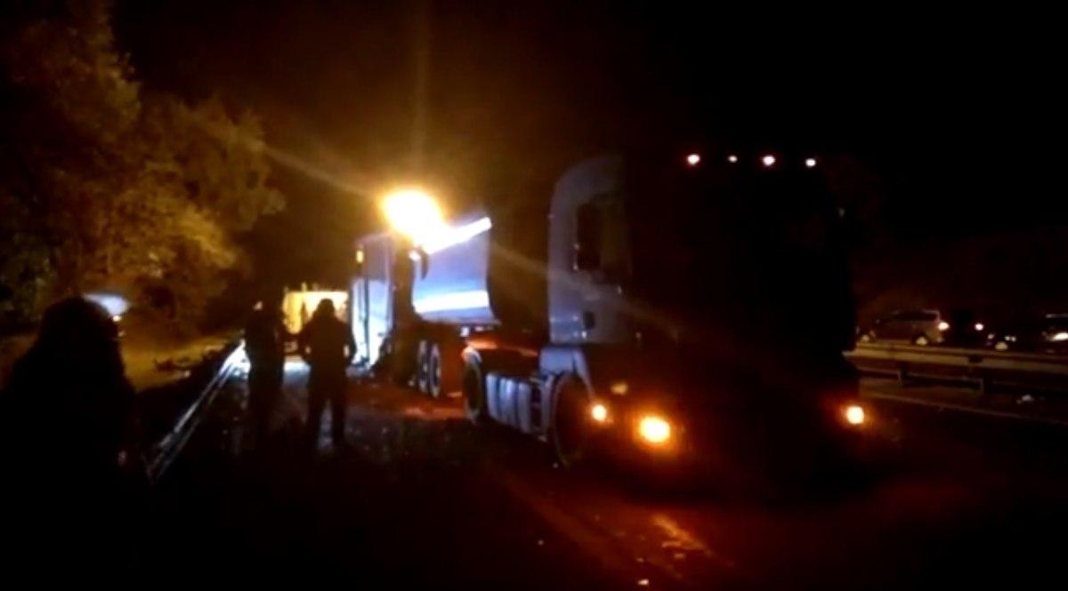 «Горячую линию» посмертельному ДТП савтобусом Адлер— Нижний Новгород организовало МЧС