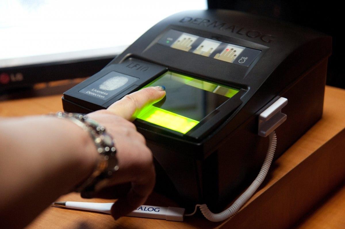 Украина введет электронную регистрацию для въезжающих граждан России